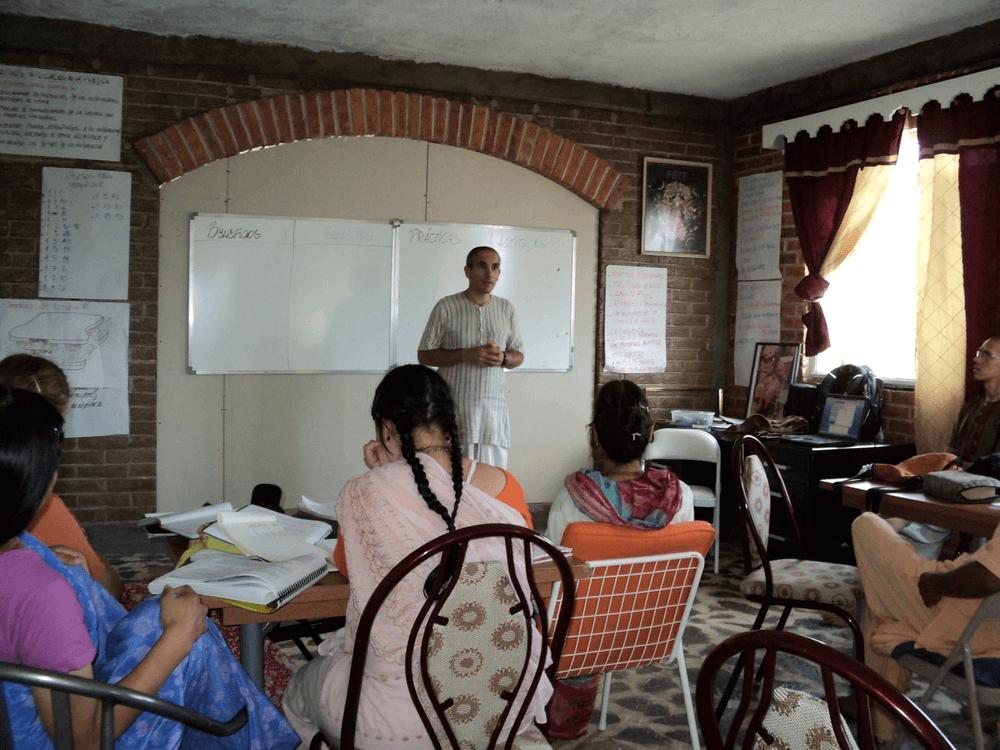 Formación Profesores Bhakti Sastri (TTC3))