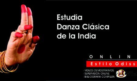 Breve historia de la danza Odissi