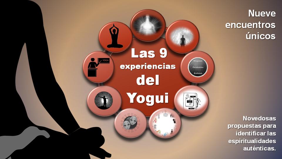 Curso: Las 9 experiencias del Yogui